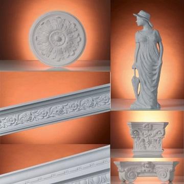 Gessi per Stucchi Decorativi