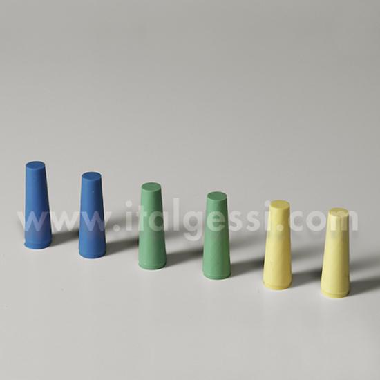 Piolini in silicone per sanitari