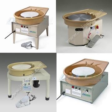 Torni elettrici per ceramica